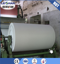 Chinese wholesale suppliers tissue rolls toilet paper manufacturing equipment