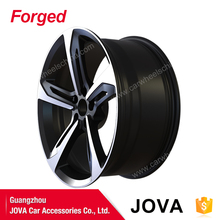 personal design forged black 18 inch concave wheels