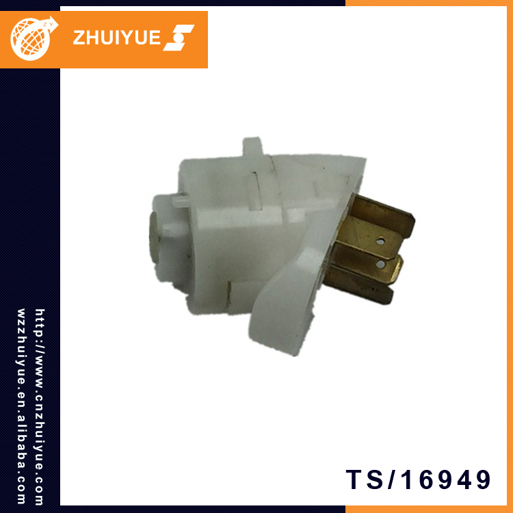 ZHUIYUE Famous Products 111 905 865 Ignition Switch Electric Car Parts For VW SANTANA