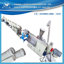 pvc cpvc upvc plastic garden pipe manufacturing extruder machine