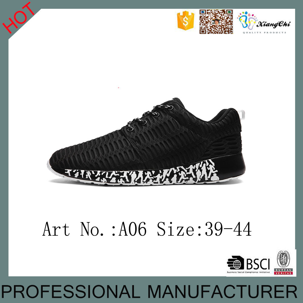 Last design fashion man shoe casual shoe air sport shoe