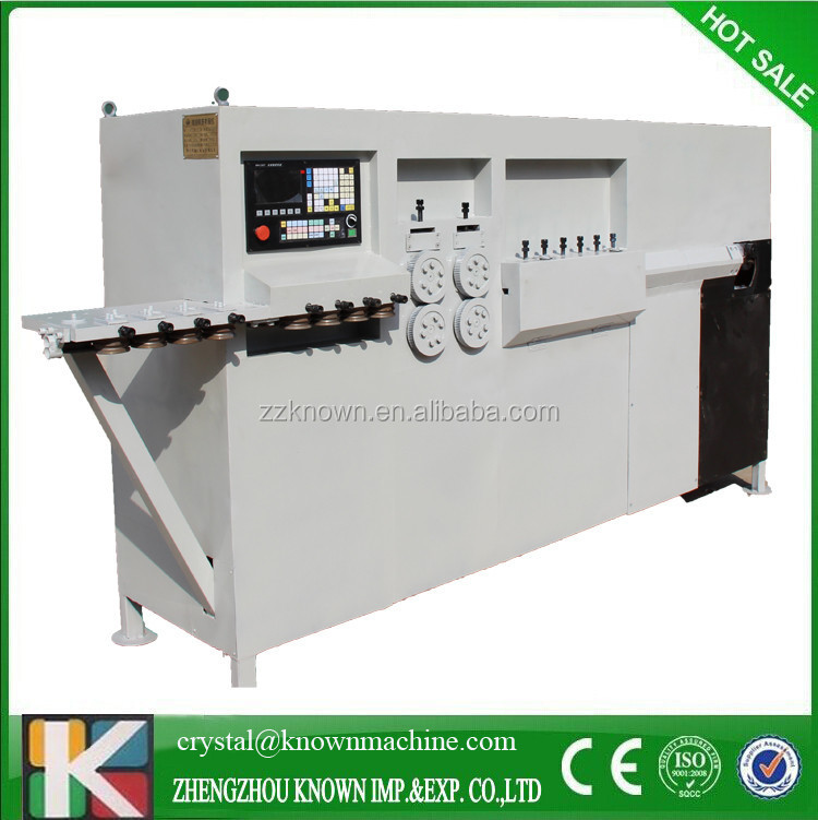 Automaic Kn- HH4-12C angle iron bar bending machine,steel bar bender for sale