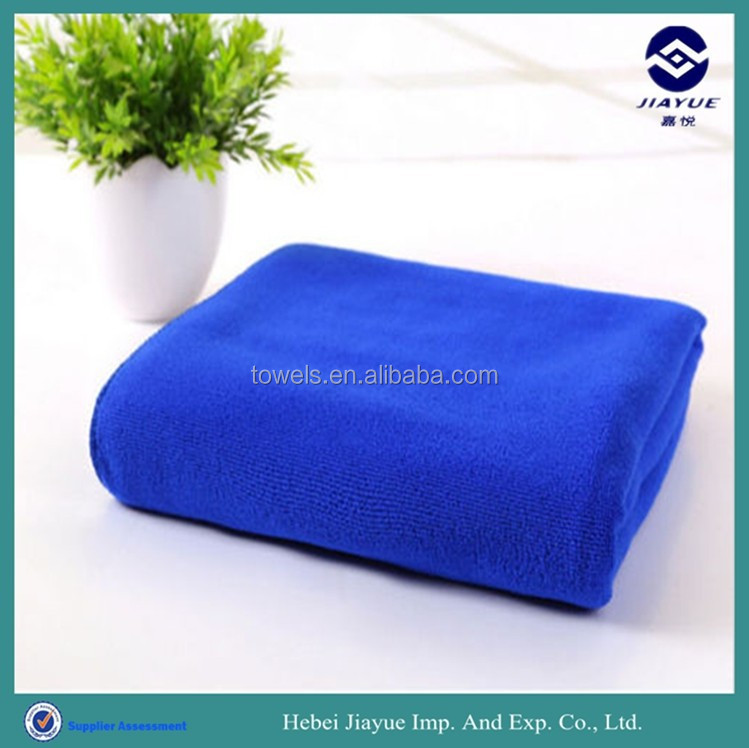 alibaba pakistan home textile export and import wholesale 100% polyester microfiber towel car wash China supplier