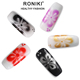 RONIKI Colorful Gel Polish Water Marble Effect Uv Blooming Gel Nail Polish