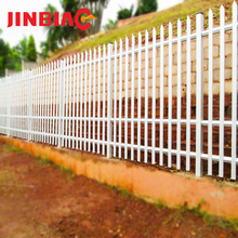 D and W Pale Palisade Fence/ Cheap Palisade Fencing/ Galvanized Steel Palisade Fence