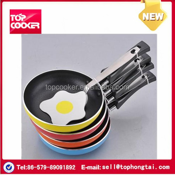 As seen on tv non-stick coating stainless steel frying pan taiwan