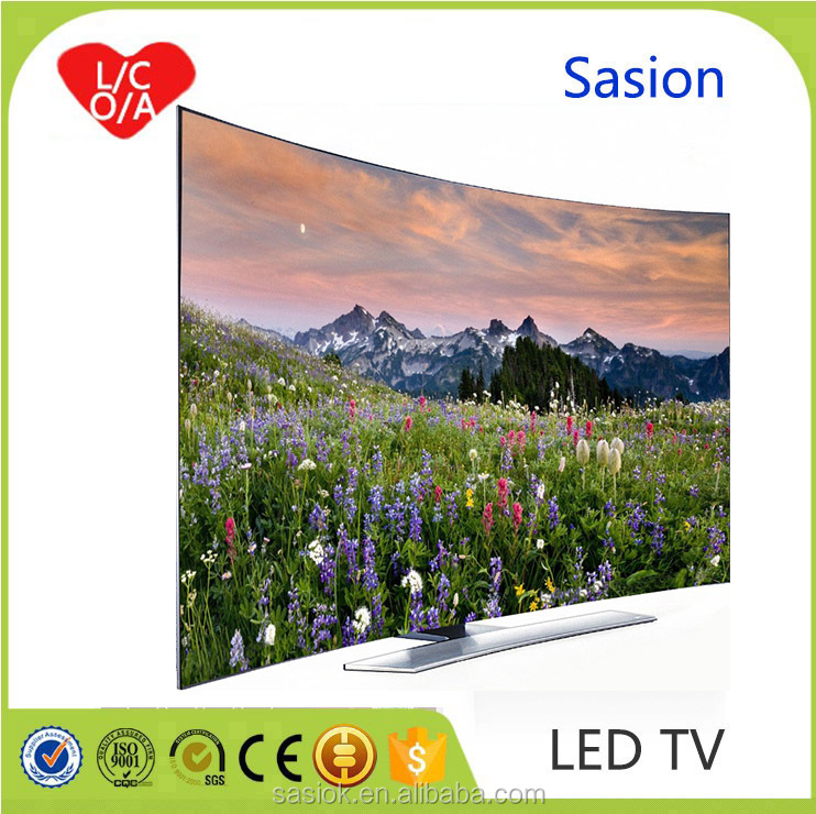 55 inch Smart lcd curved assembly line original l g led tv