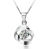ATHENAA 925 Sterling Silver Super Twinkling