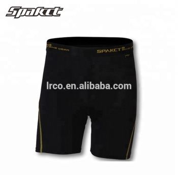 black cycling underwear for road bike and men motor  cycle nylon and spandex moisture wicking bottom