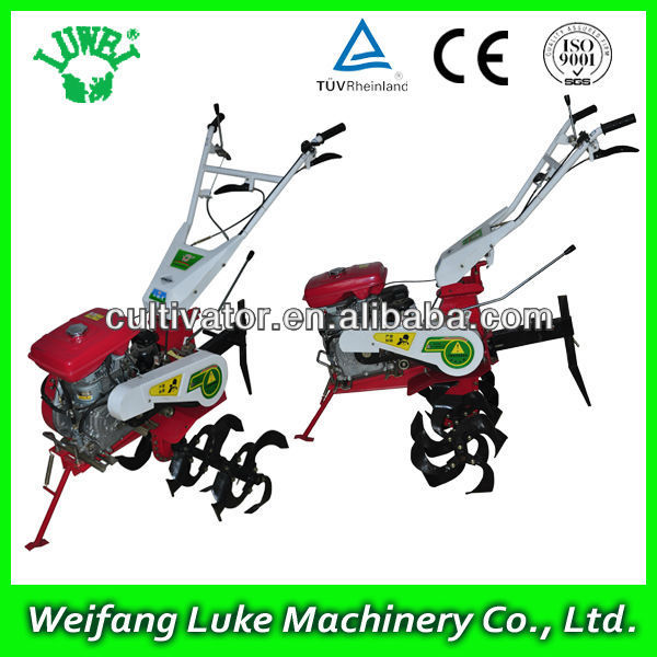 used small agriculture machines rotary cultivator