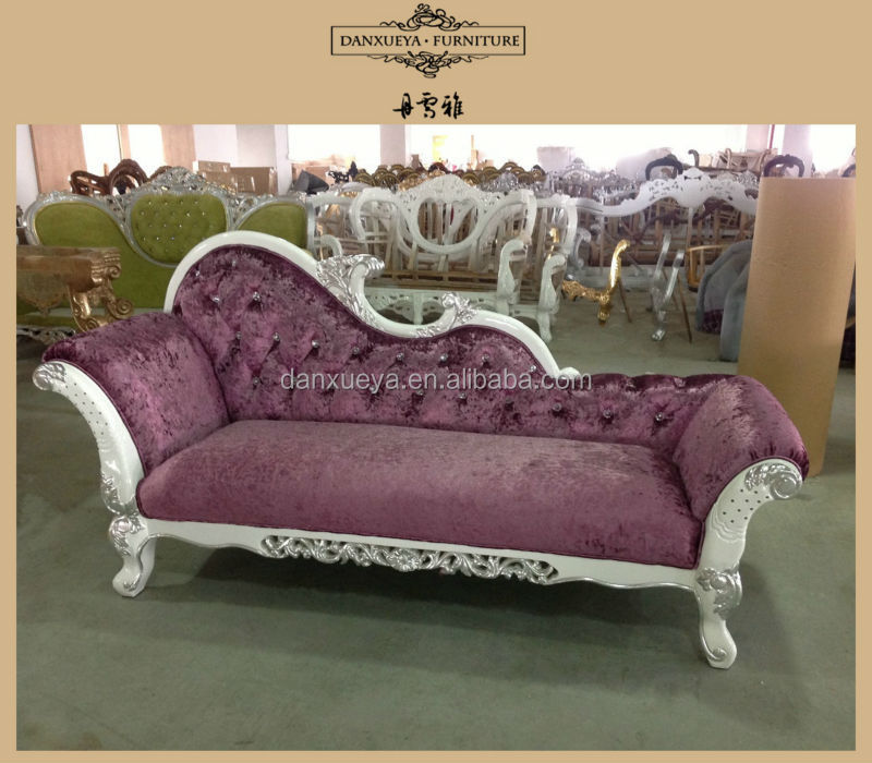French Furniture Style Chaise Lounge