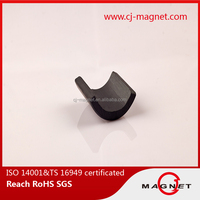 Y20 China permanent ferrite magnets for motor
