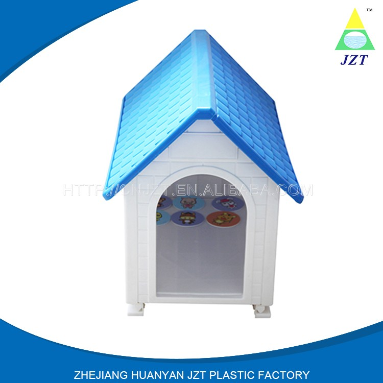 Promotional Top Quality plastic dog and cat house