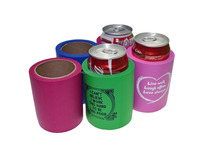 NBR foam cup cover/beer huggers