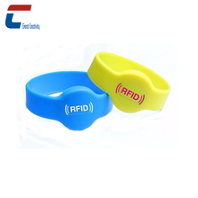 RFID waterproof cheap free printable wireless silicone wristbands