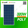Polycrystalline solar 330 watt panels poly 330w best price per watt solar panels in india