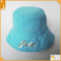 2016 best quality women hat sun protection custom bucket hats indifferent colors