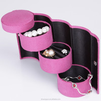 Jewelry box manufacturers imported, ring rolls jewelry box
