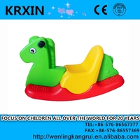 plastic baby rocking horse for toddler