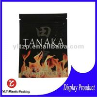 custom tobacco bags tobacco pouch for food 600g