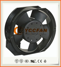 UL CUL CCC CE approved 172x150x51mm 1751 7 impeller ac axial 240v cooling fan factory