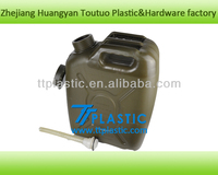 New 20 litre 5 Gallon vertical plastic HDPE jerry cans fuel tank for sale