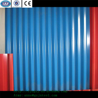 High Quality China Supply Roofing Color GI Stainless Steel roofing sheet sizes