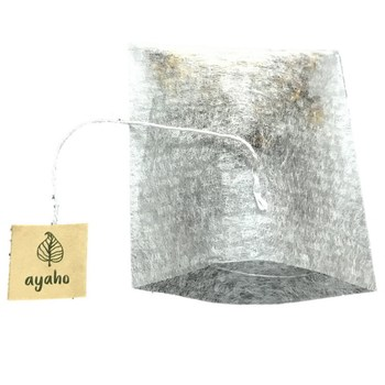 Wholesale Or Custom Made Nylon Pyramid Tea Bag For Bitter Buckwheat Tea