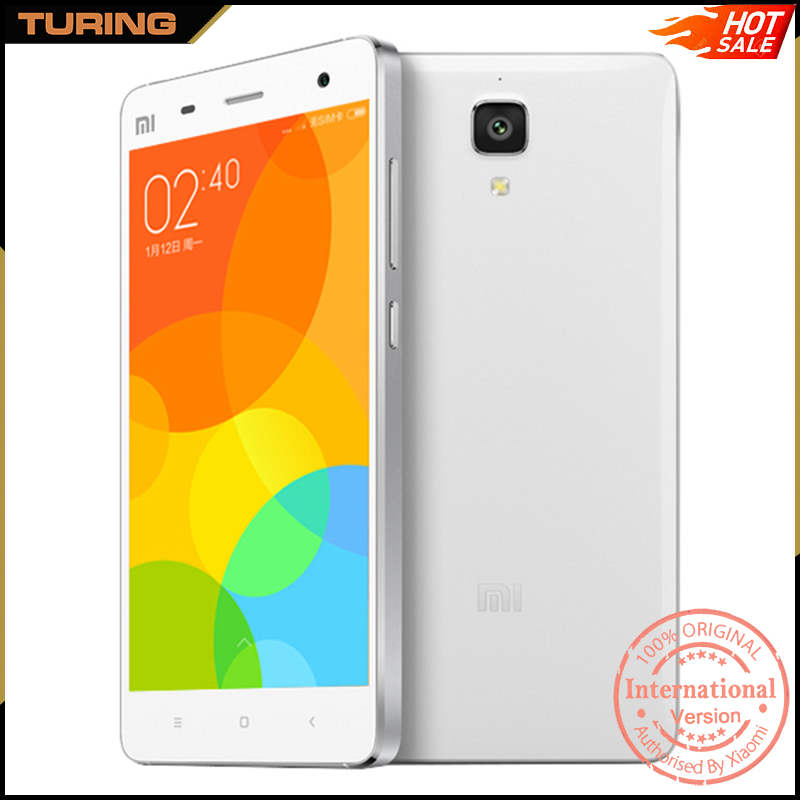 Xiaomi Mi 4 Mi4 Cdma GSM Lowest Price Bulk Mobile Phone 2GB RAM 16GB ROM Android 4.4 Quad Core 5 inch 13MP