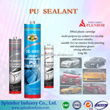 PU/POLYURETHANE SEALANT/ pu sealant for windshield/ splendor pu sealant for glass
