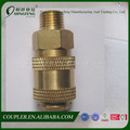 American Universal Quick Coupler brass electrical fittings