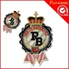 Wholesale Gold Bullion Wire Embroidery Patches