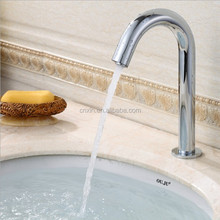 Simple Brass automatic sensor faucet auto smart basin tap medical tap XR8857