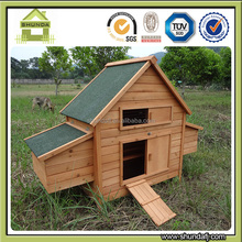 SDC002 Wood Chicken Poultry Bird Rabbit Pet Coop Hen house Hutch Cage