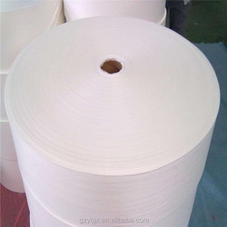 Sanitary Napkins And Diapers nonwoven Fabric/water Absorbent Spunbonded Non Woven Fabrics/non-woven Cloth Roll