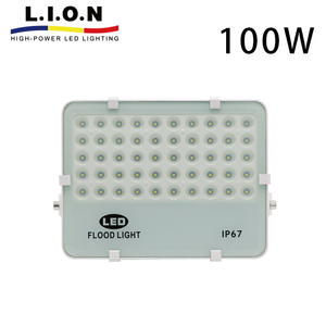 New design adjustable aluminum outdoor led flood light 100w price in pakistan