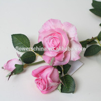 wholesales cheap pink rose buds