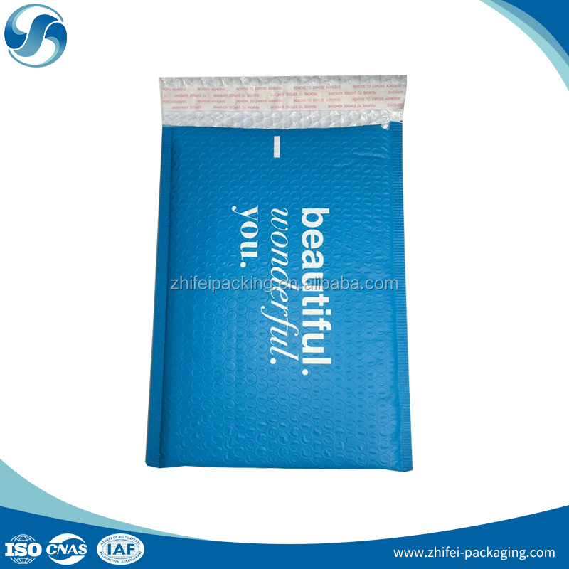 CD Cosmetic Shipping Bag Bubble Mailer