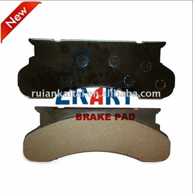 New style for Ford brake pad