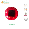 Excellent Resistance Compression Waterproof Round Solar Road Marking Stud
