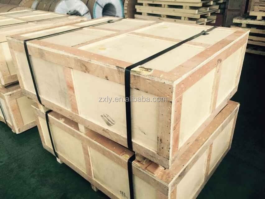 food grade 3003 h24 lubricated aluminum foil price per kg for container