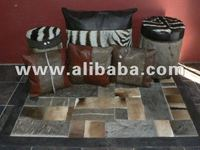 African Rugs & Leather Products