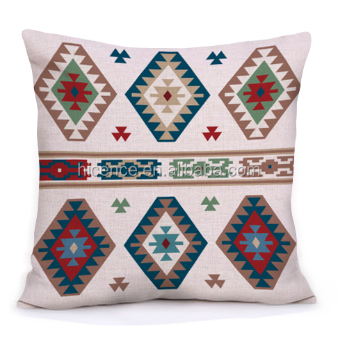 Hot Selling Classic Kilims Style Sofa Seat Cushion Covers Replacement