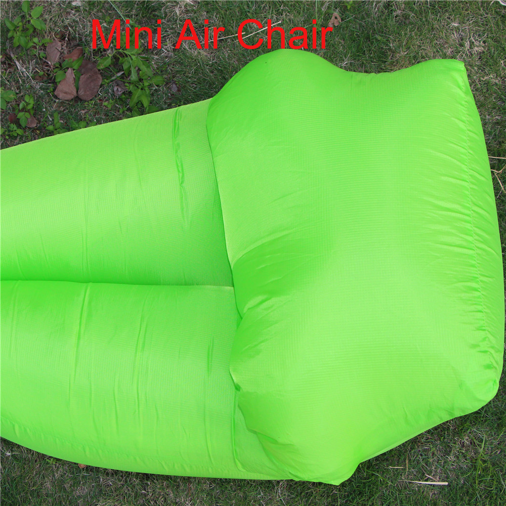 Wholesale Square/Banana Inflatable Lounger, Portable Air Beds Sleeping Sofa Couch for <strong>Travelling</strong>, Camping, Beach, Park, Backyard