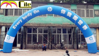 CILE Factory direct sale newly Customized Inflatable printing Arch