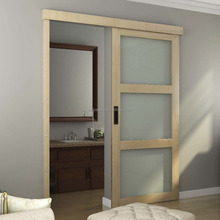 European Assorted Hotel Barn Wooden Sliding Doors