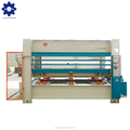 100T woodworking hot press machine 3 Layer hot press for plywood door