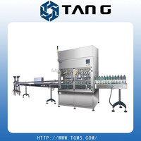 vegetable oil filling machine capping production line