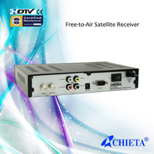 Ali3329 Chipset SD Digital Satellite TV Receiver DVB-S TV Box with RS-232 Port
