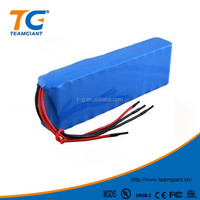 Assembling li-ion 18650 battery UN, UL & DOT testing and certification china manufacturer